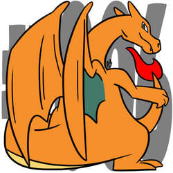 006 Charizard by CRANTIME