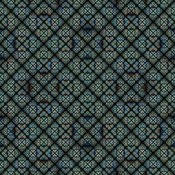 Some Kind of Blue-Green Tiles by MDude