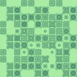 Nice Green Tiles by MDude