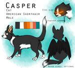 Casper :UPDATED Ref: