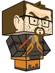 Cubee Gordon Freeman