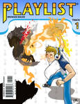 Playlist Comic Cover
