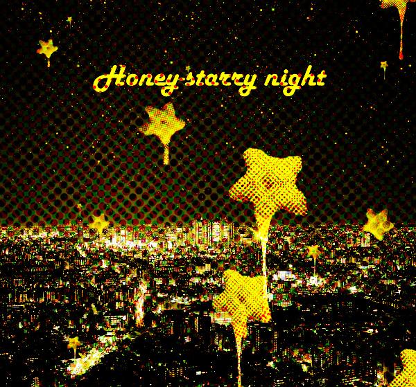honey-starry night by xiruxiru