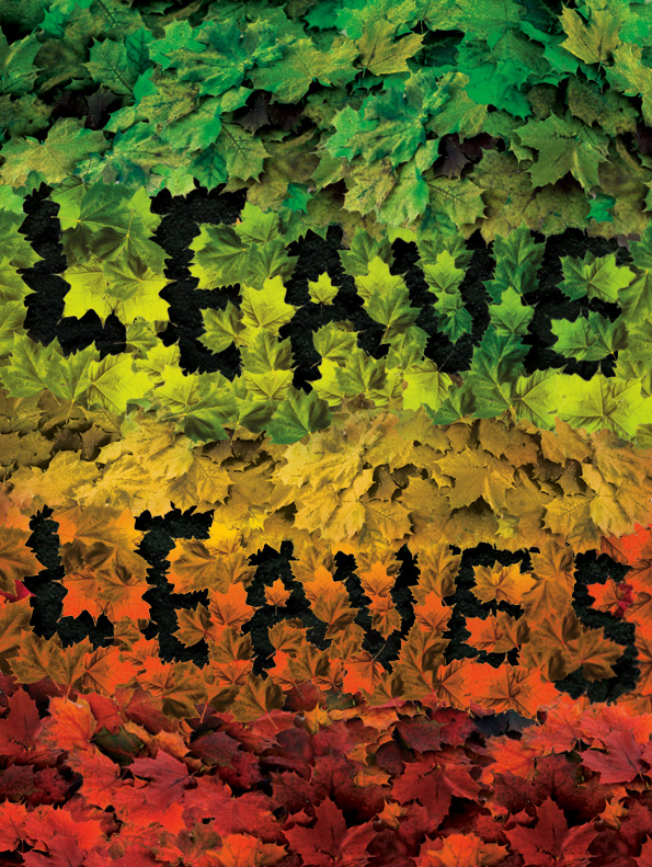 Leave leaves by xiruxiru