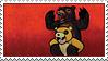 folie a deux stamp