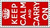 keep calm. by boneworks