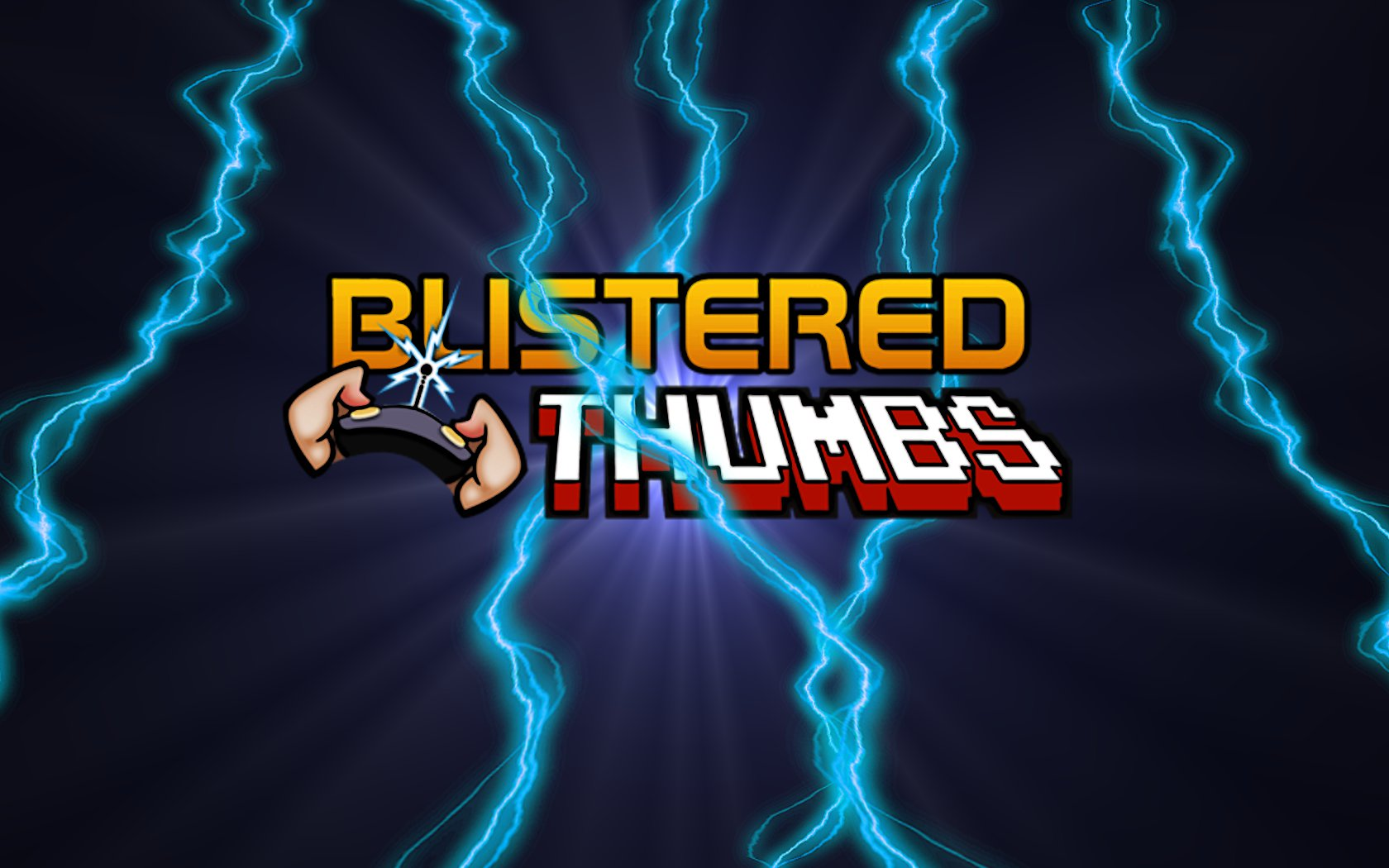 Blistered Thumbs Wallpaper by Calderyn