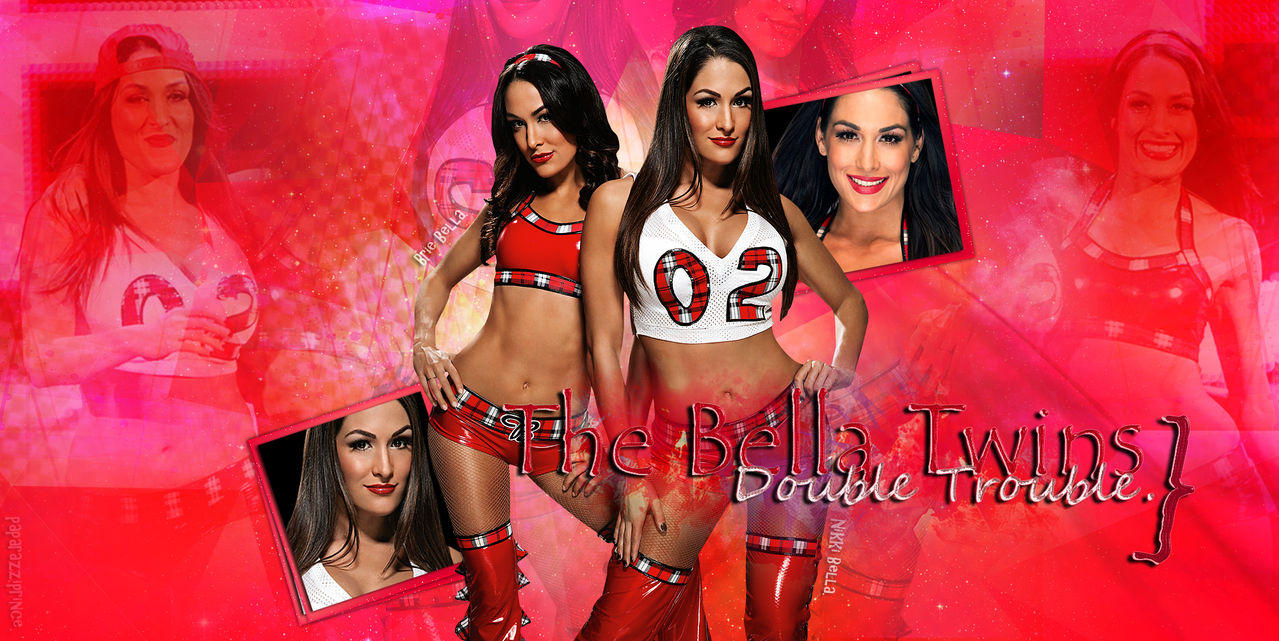 The Bella Twins Wallpaper By Dieguitho0pmorrizoon On