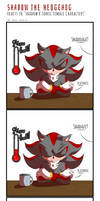 Shadow the Hedgehog Reacts to Shadow X Females