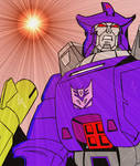 All Hail GALVATRON by NotoriousAkber