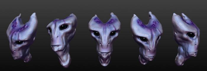 Mass Effect: Salarian