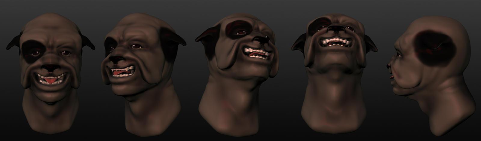 Bulldog Man