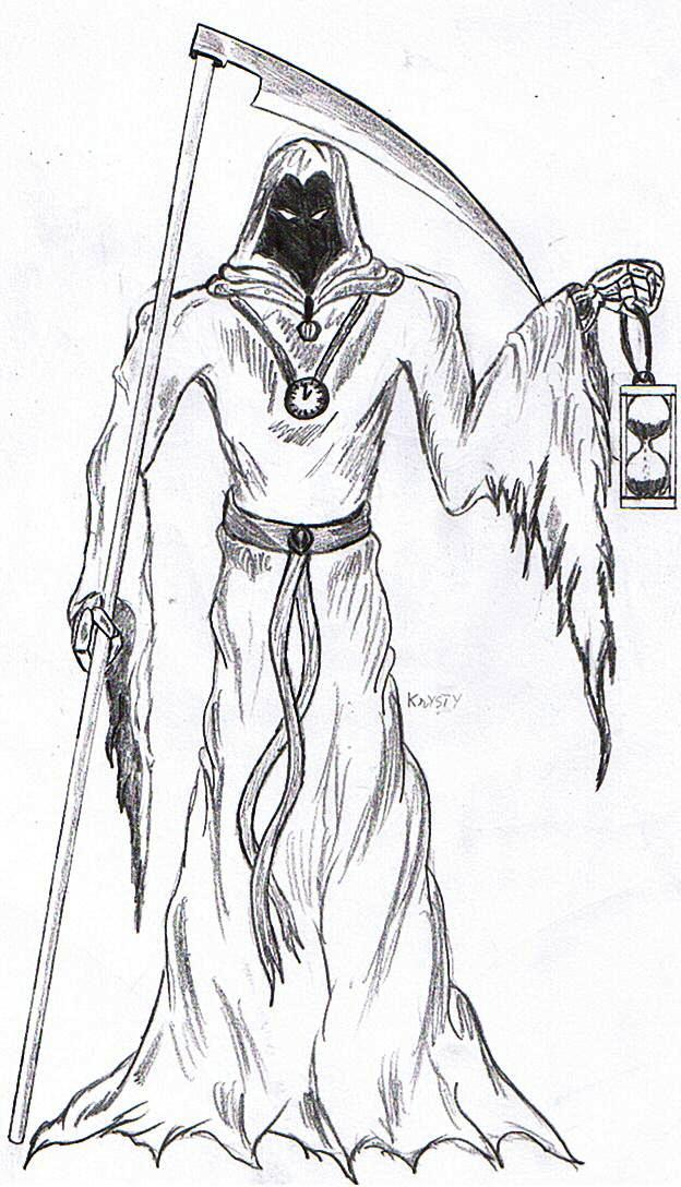 Grim Reaper by DragonMaster234 on DeviantArt