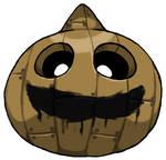 Dragon Quest Monster Concept: Trojan Slime