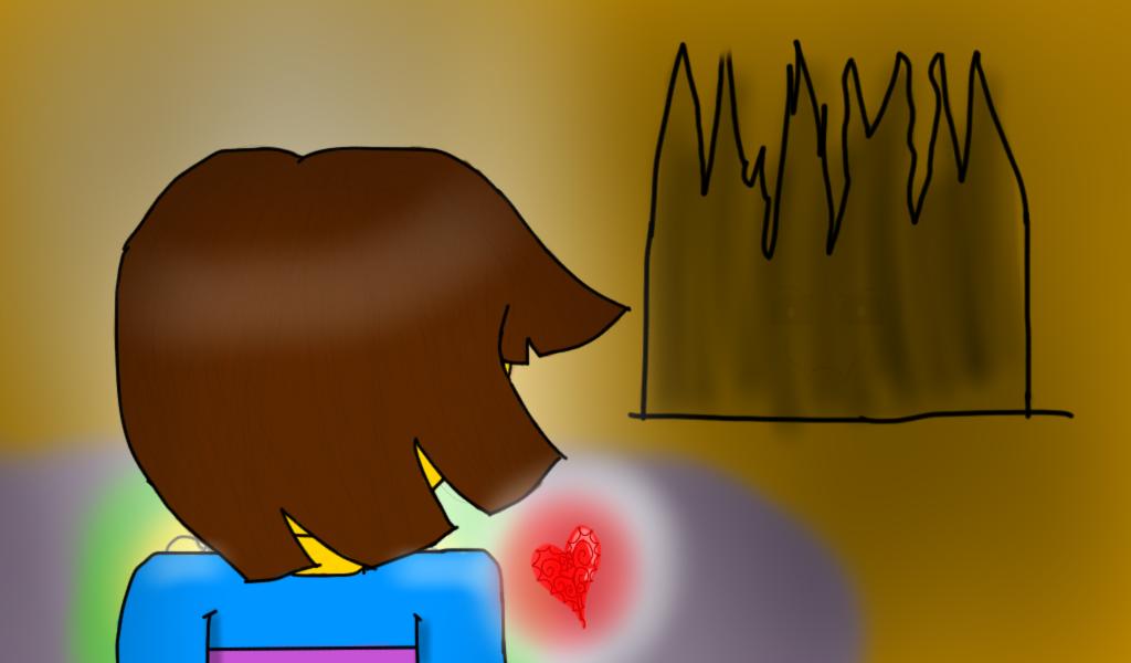 Undertale, a Fallen Child. by PencilMarks-youtube