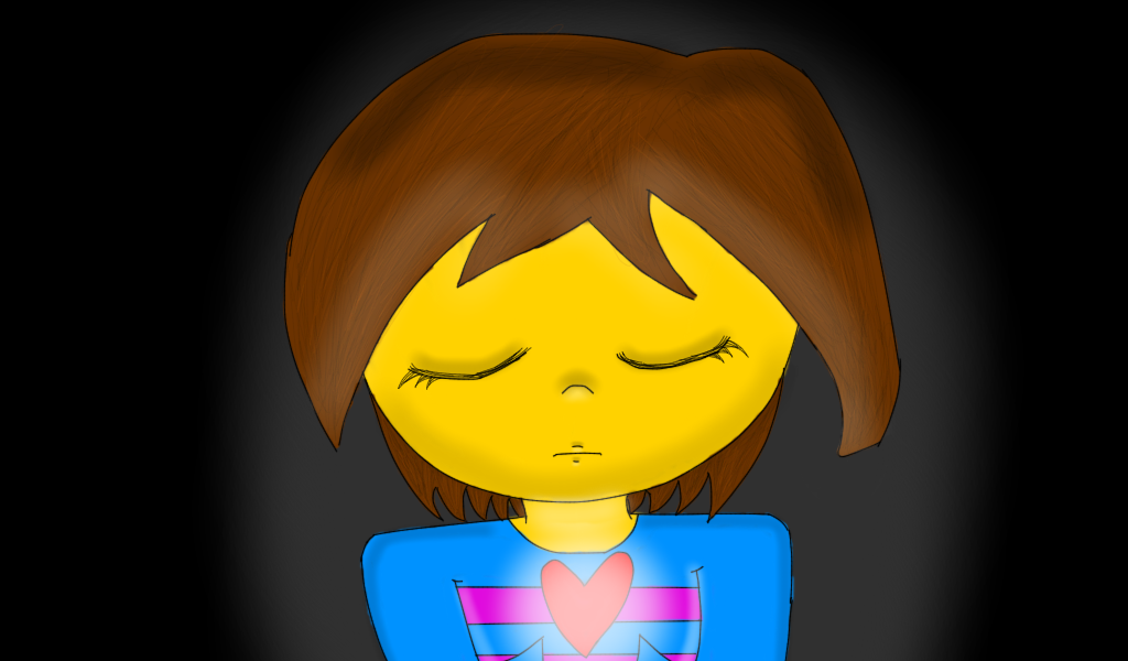 Undertale, filling up with determination by PencilMarks-youtube