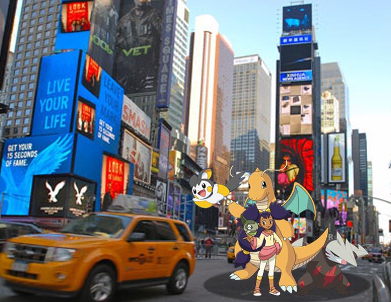 Pokemon Store New York City Images  Pokemon Images