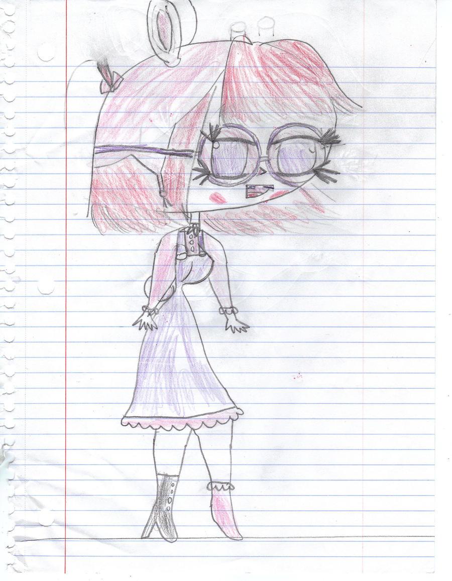 Madgie by AkaiChounokoe