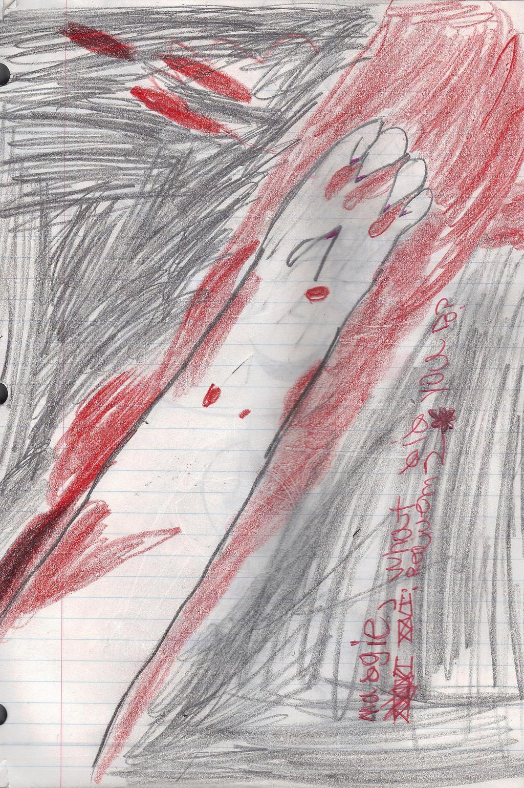 Book Cover for Madgie, what did you do XXVI by AkaiChounokoe