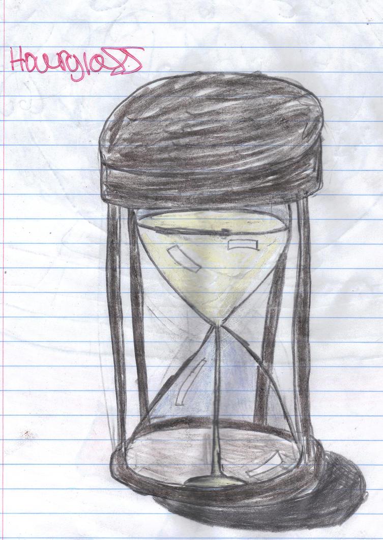 Hourglass: Front Cover by AkaiChounokoe
