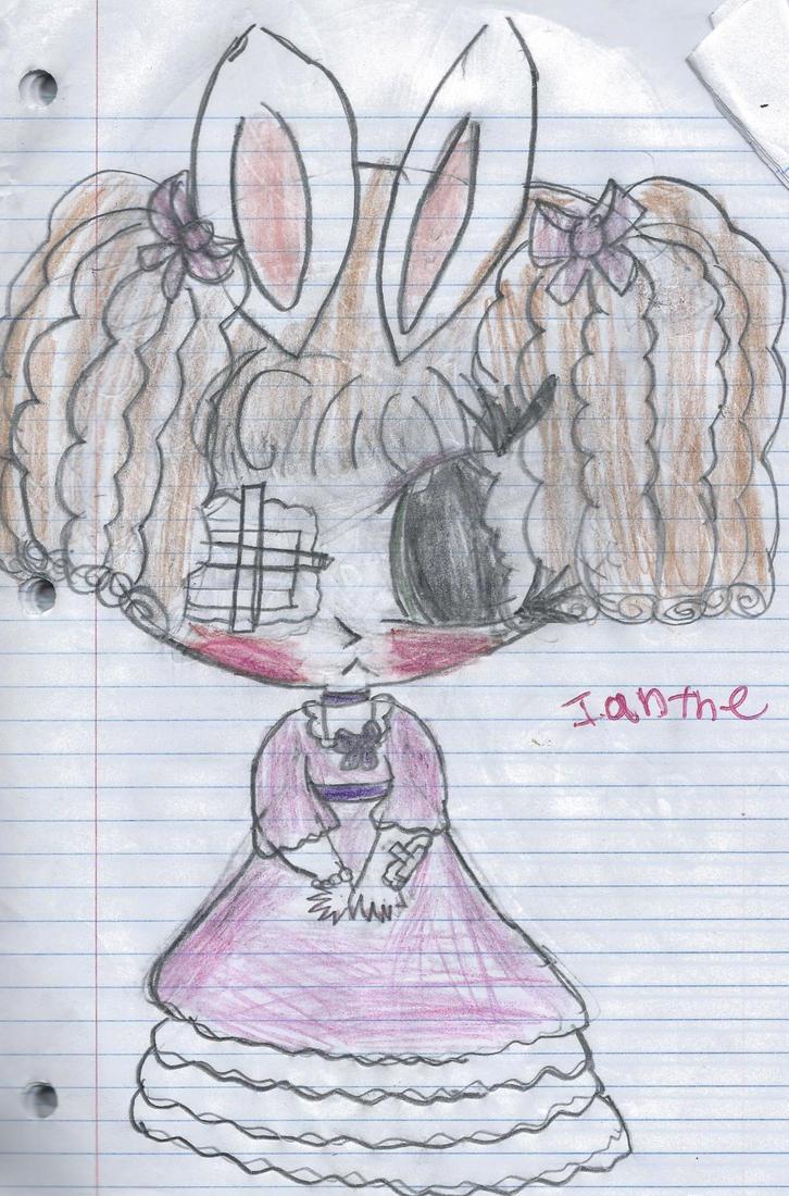 Killerbunny LXXV: Ianthe 'Lolita' Mallor by AkaiChounokoe