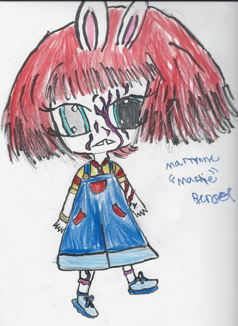 Killerbunny LXXVII: Martynne 'Martie' Bennet by AkaiChounokoe