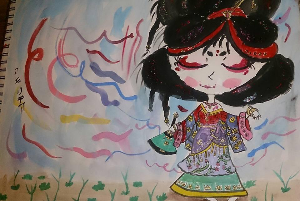 Inspired by a Loved One by AkaiChounokoe