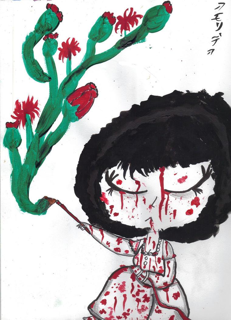 Bloods Spattered by AkaiChounokoe