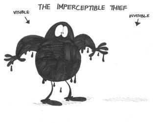 GGG - Ant. - The Imperceptible Thief by Aartistboy714