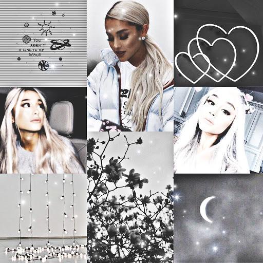 Ariana Grande Aesthetic Moodboard by Hypostrophe on DeviantArt