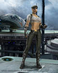 MK vs DCU: Sonya