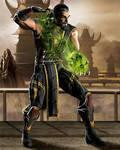 MK vs DCU: Shang Tsung