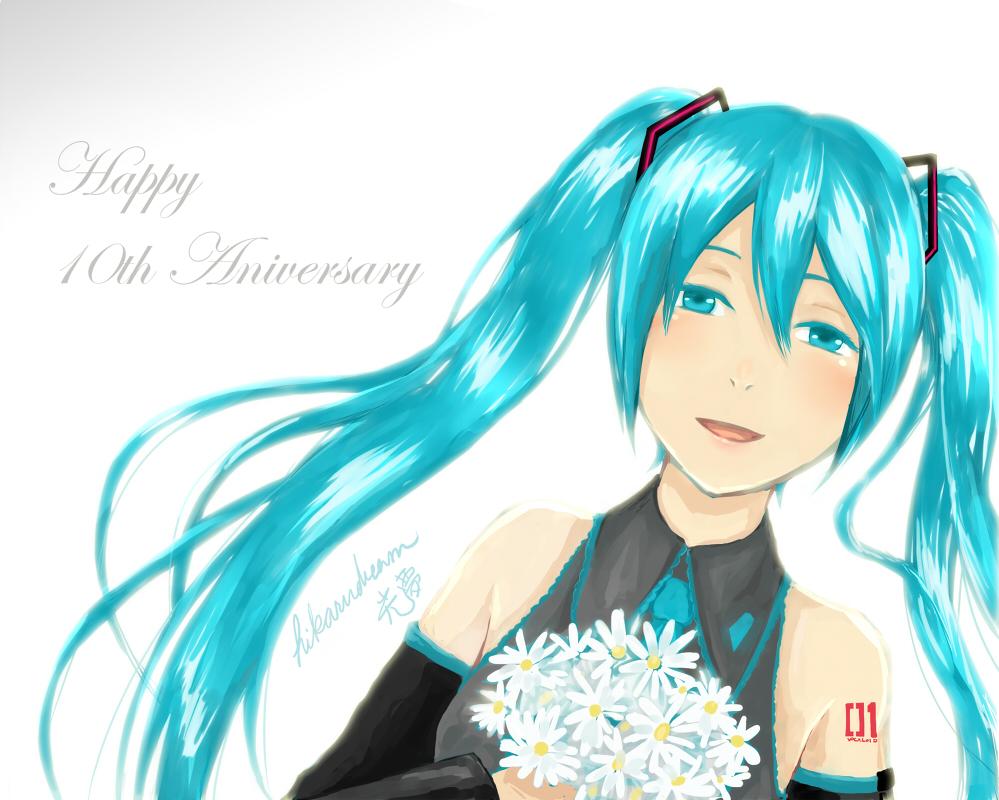 Happy 10th Aniversary! by midnigh7shad0w