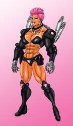 Sonja The Heavy (SEAL TEAM BITCH) by BlackRonin72