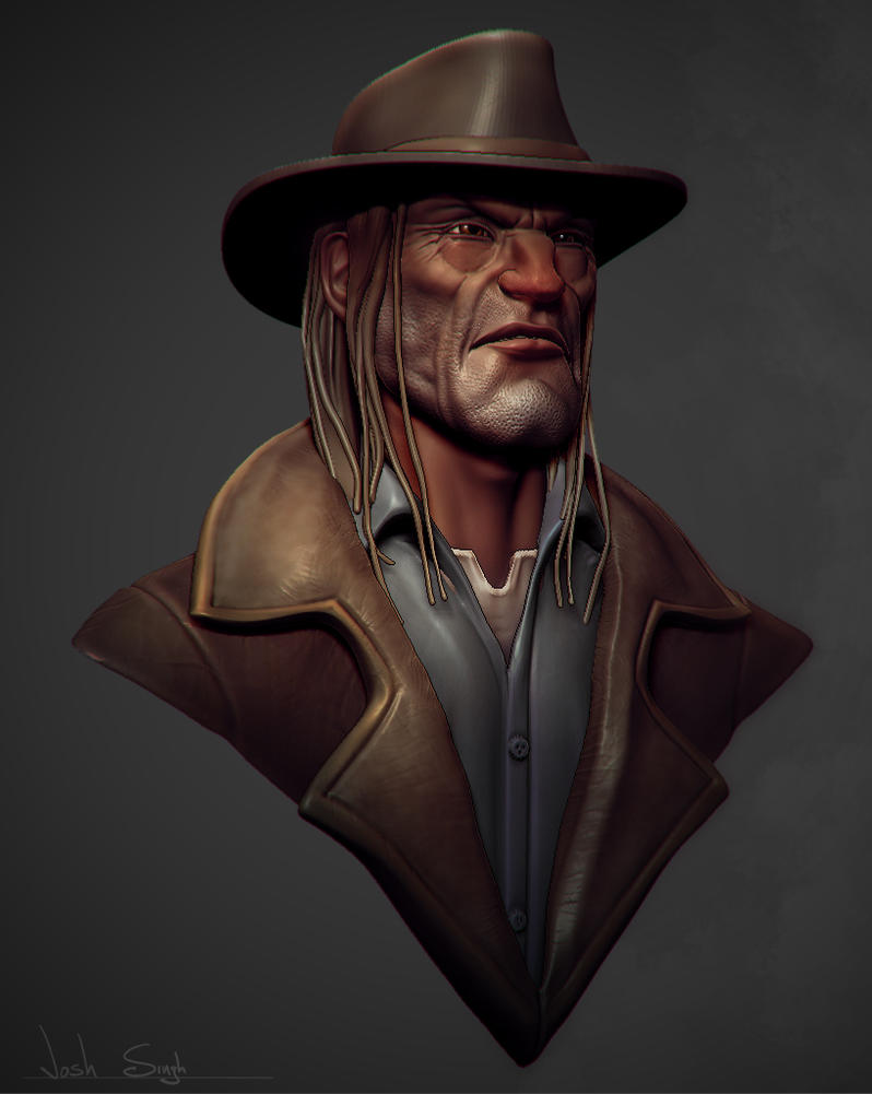 Saint of killers by DevindraLeonis