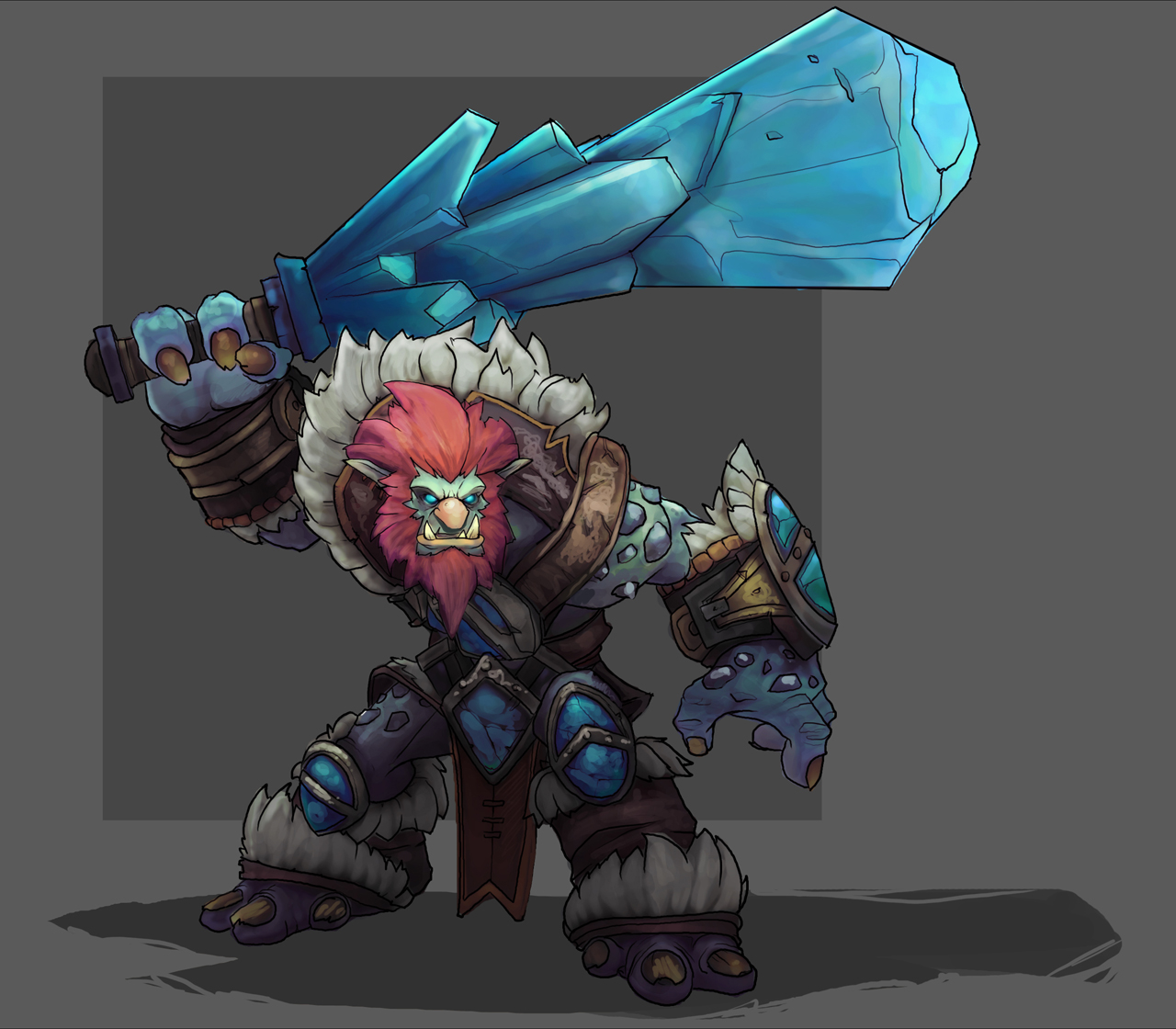 Josh-singh-trundle-concept by DevindraLeonis