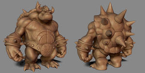 Bowser Test4 by DevindraLeonis