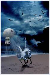 moonlight by emreinanc
