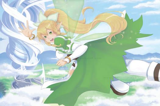Sword Art Online - Leafa