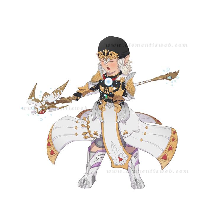 FFXIV White Mage