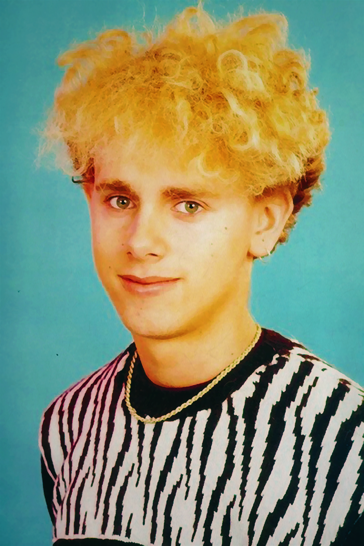 Thread Classify Martin Gore of Depeche Mode
