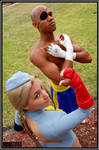 Sagat and Cammy