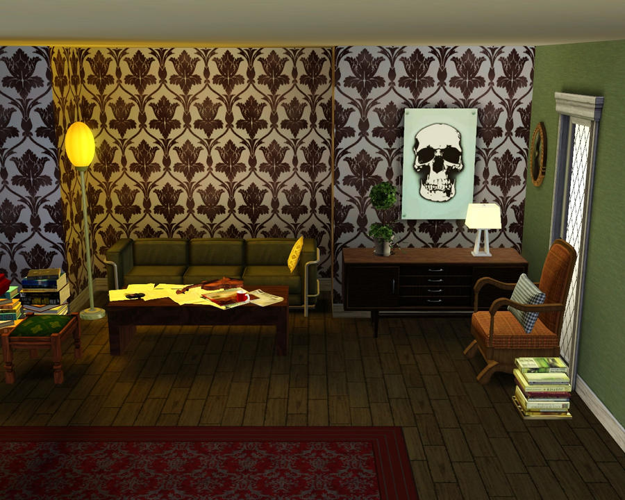 Sherlock Bbc In The Sims 3 By Androverdan On Deviantart