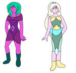 Alexanderite and Opal Adopts