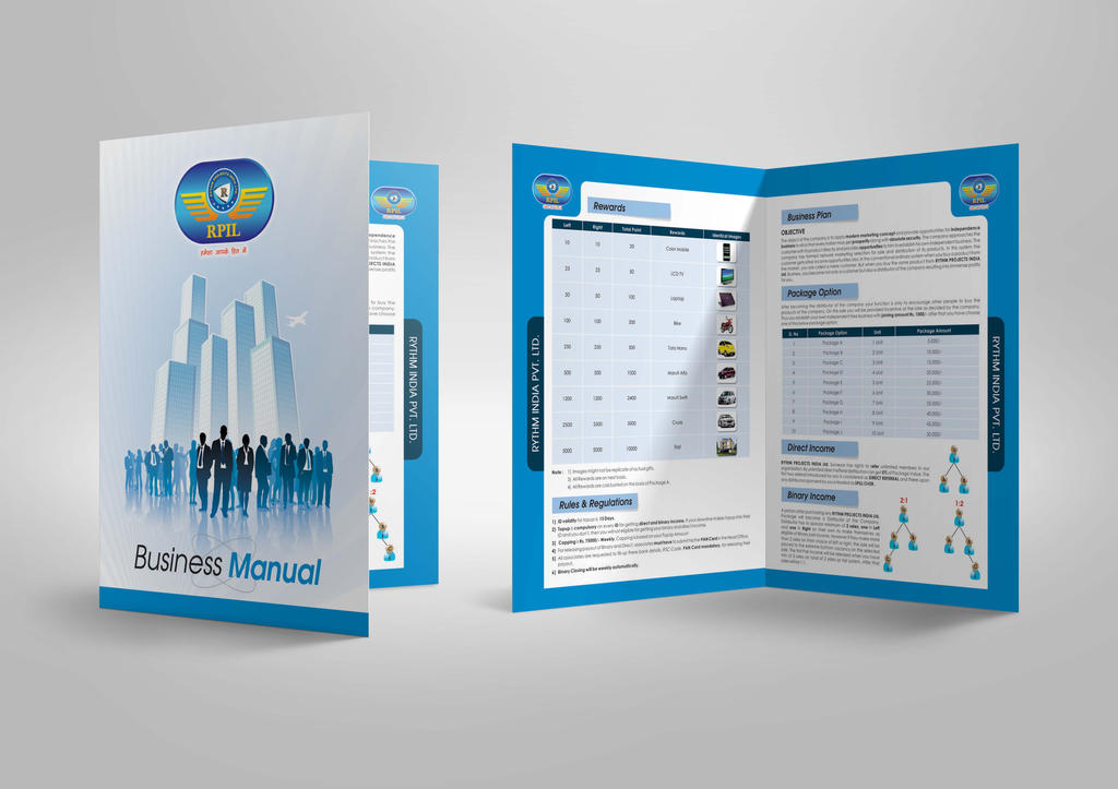 Two Fold Brochure By Jaawedhanif On Deviantart