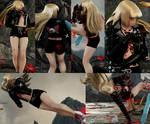 TEKKEN 7 Mod: Lili riders jacket and sport shorts