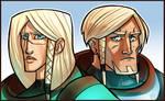 Sigrid and Thorir