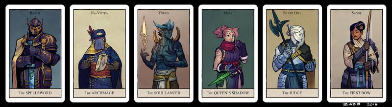 The Queen's Agents