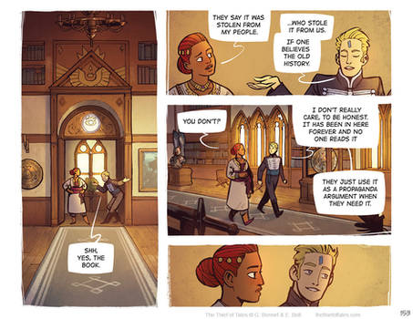 The Thief of Tales 5-13