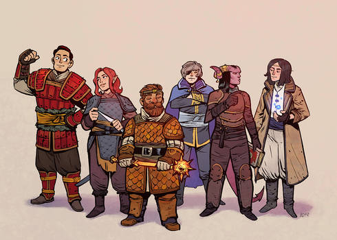 Dungeons and Dorks